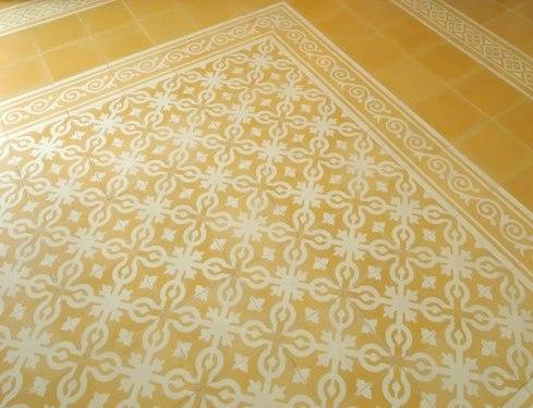weinzierl.com - Cement Tiles - Symbol