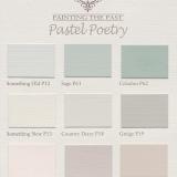 Farbübersicht Pastel Poetry