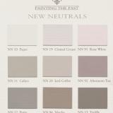 Farbübersicht New Neutral