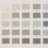 Farbübersicht Traditional Colours