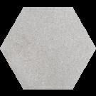 Sechseck grau